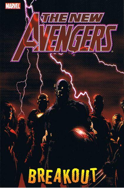New Avengers [Vol. 1] Volume 1: Breakout Marvel 1
