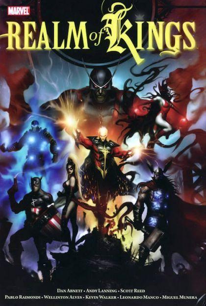Realm of Kings Conditie: Tweedehands, goed Marvel 1
