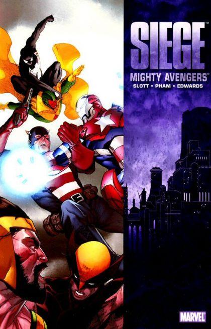 Siege: Mighty Avengers Conditie: Nieuw Marvel 1