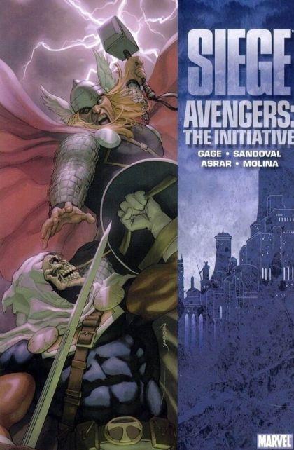 Siege: Avengers: The Initiative Conditie: Tweedehands, als nieuw Marvel 1