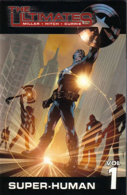 The Ultimates Volume 1: Super-Human Conditie: Tweedehands, goed Marvel 1