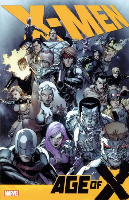 X-Men: Age of X Conditie: Nieuw Marvel 1