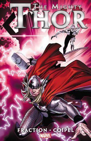 Mighty Thor by Matt Fraction Volume 1 [HC] Conditie: Tweedehands, als nieuw Marvel 1