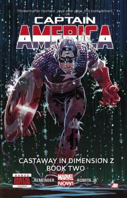 Captain America: Castaway in Dimension Z Book 2 [HC] Conditie: Nieuw Marvel 1