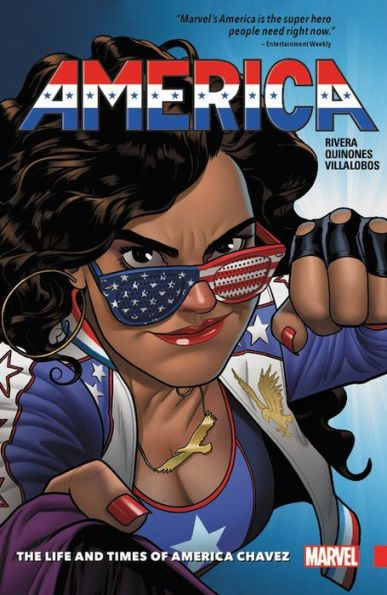 America Volume 1: The Life and Times of America Chavez Marvel 1