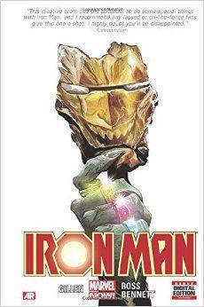 Iron Man [Vol. 5] Volume 5: Rings Of The Mandarin Conditie: Tweedehands, als nieuw Marvel 1