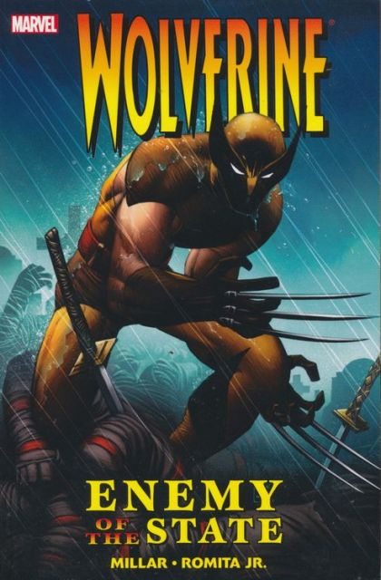 Wolverine: Enemy of the State  Marvel 1