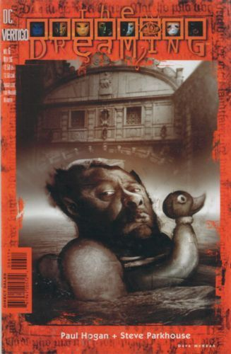 The Dreaming #6 - The Lost Boy, Part Three Conditie: Goed DC 1