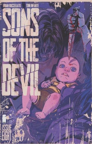 Sons of the Devil #8 Conditie: Goed Image 1