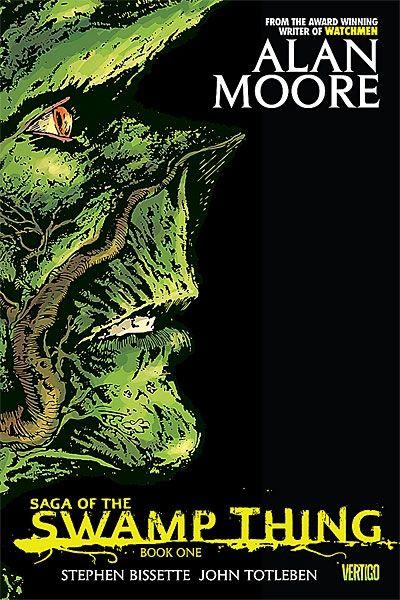 The Saga of the Swamp Thing Book One Conditie: Tweedehands, als nieuw DC 1