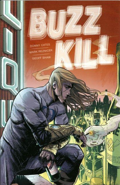 Buzzkill Volume 1 Conditie: Tweedehands, goed Dark Horse 1