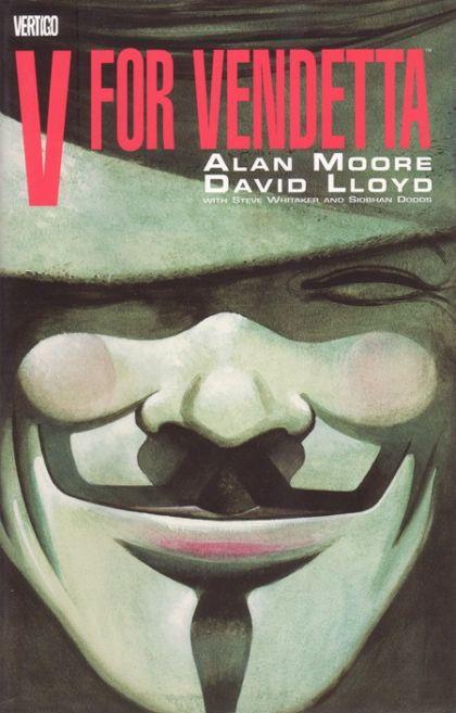 V For Vendetta Conditie: Tweedehands, als nieuw DC 1
