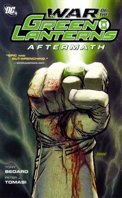 War of the Green Lanterns: Aftermath HC Conditie: Tweedehands, als nieuw DC 1