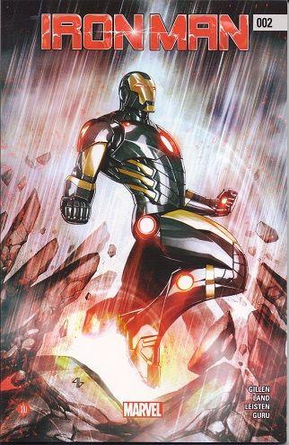 Iron Man [NL] Deel 002 Conditie: Nieuw Marvel 1