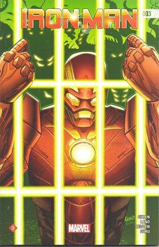 Iron Man [NL] Deel 003 Conditie: Nieuw Marvel 1