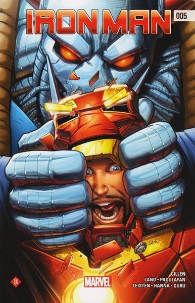 Iron Man [NL] Deel 005 Conditie: Nieuw Marvel 1