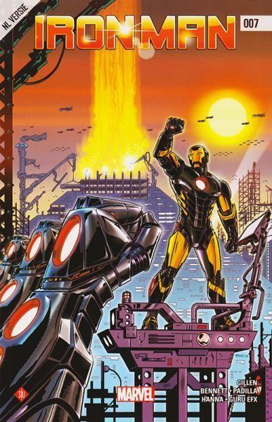 Iron Man [NL] Deel 007 Conditie: Nieuw Marvel 1