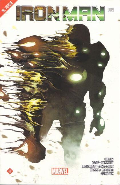 Iron Man [NL] Deel 009 Conditie: Nieuw Marvel 1