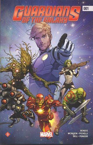 Guardians of the Galaxy [NL] Deel 001 Conditie: Nieuw Marvel 1