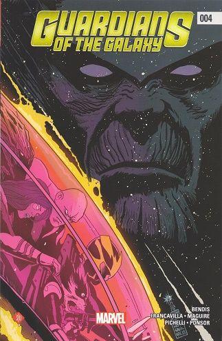 Guardians of the Galaxy [NL] Deel 004 Conditie: Nieuw Marvel 1