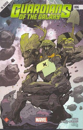 Guardians of the Galaxy [NL] Deel 006 Conditie: Nieuw Marvel 1