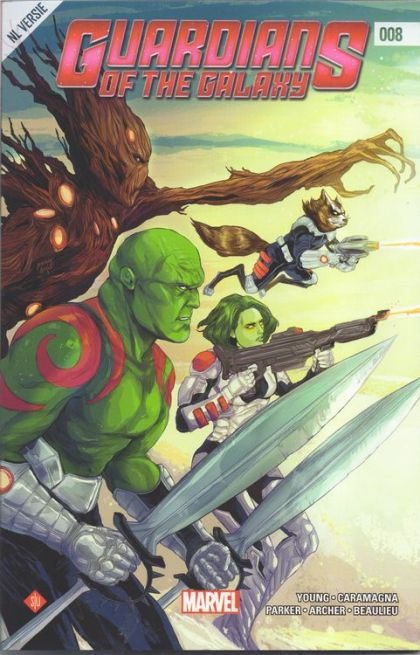 Guardians of the Galaxy [NL] 5-8 1