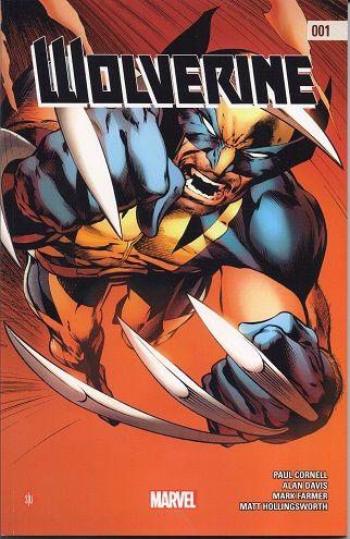 Wolverine [NL] Deel 001 Conditie: Tweedehands, redelijk Marvel 1