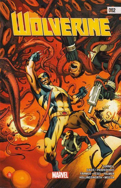 Wolverine [NL] Deel 002 Conditie: Nieuw Marvel 1