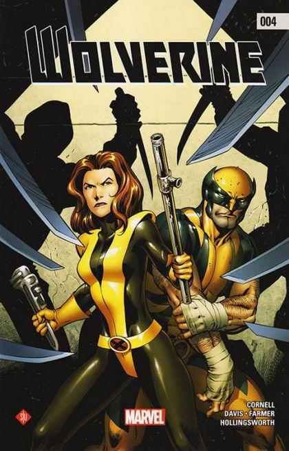 Wolverine [NL] Deel 004 Conditie: Nieuw Marvel 1