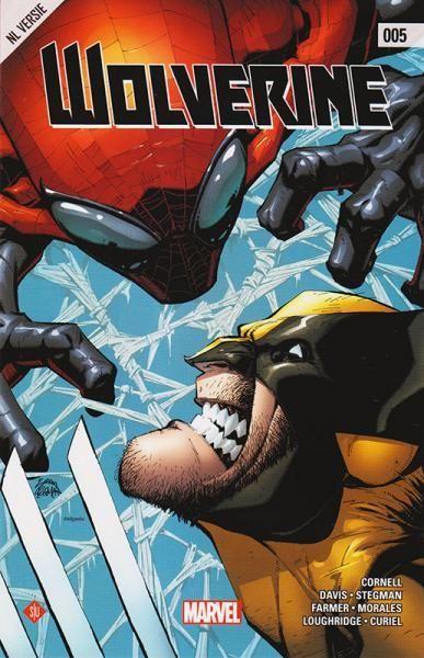 Wolverine [NL] Deel 005 Conditie: Nieuw Marvel 1