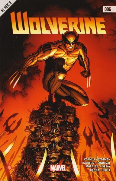 Wolverine [NL] Deel 006 Conditie: Nieuw Marvel 1