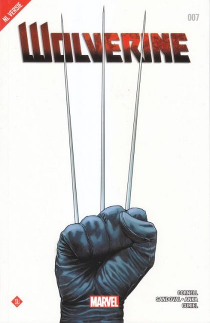 Wolverine [NL] Deel 007 Conditie: Nieuw Marvel 1