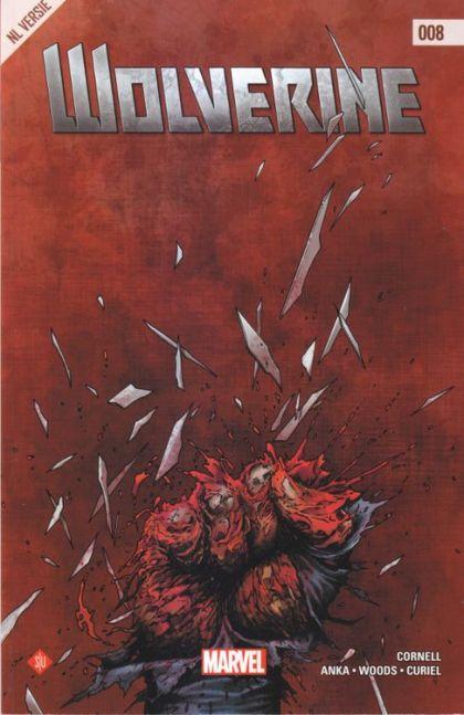 Wolverine [NL] Deel 008 Conditie: Nieuw Marvel 1