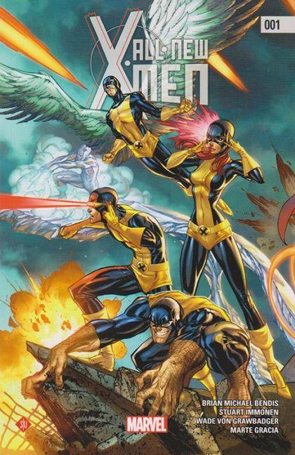 All New X-Men [NL] 1-4 1