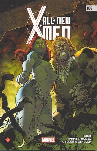 All-New X-Men [NL] Deel 003 Conditie: Nieuw Marvel 1