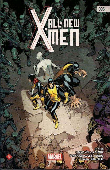 All-New X-Men [NL] Deel 005 Conditie: Nieuw Marvel 1