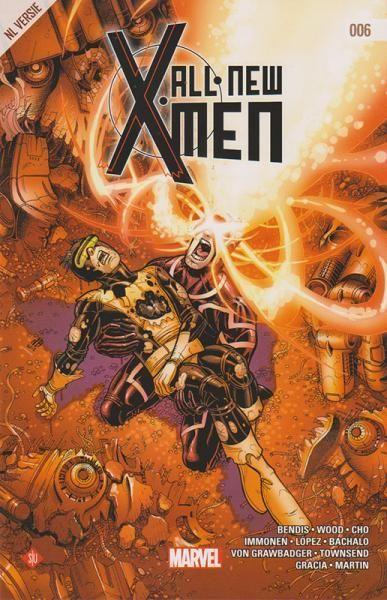 All-New X-Men [NL] Deel 006 Conditie: Nieuw Marvel 1