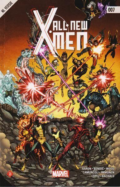 All New X-Men [NL] 5-8 1
