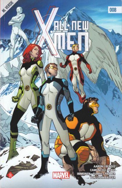 All-New X-Men [NL] Deel 008 Conditie: Nieuw Marvel 1
