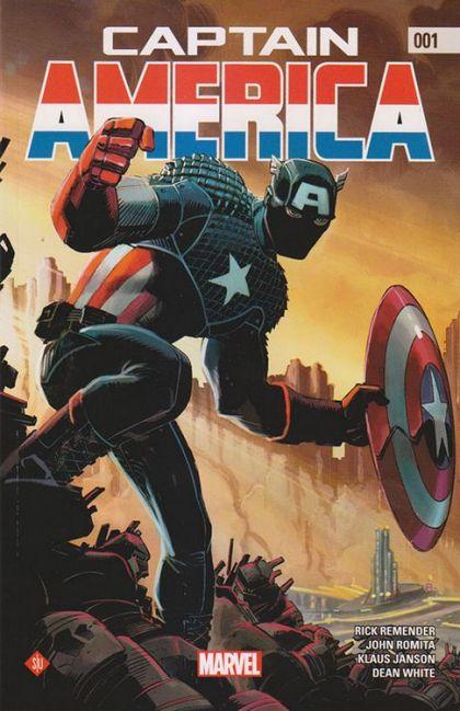 Captain America [NL] Deel 001 Conditie: Nieuw Marvel 1