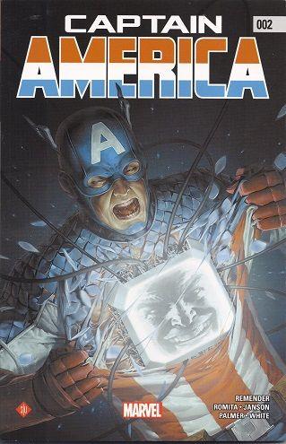 Captain America [NL] Deel 002 Conditie: Nieuw Marvel 1