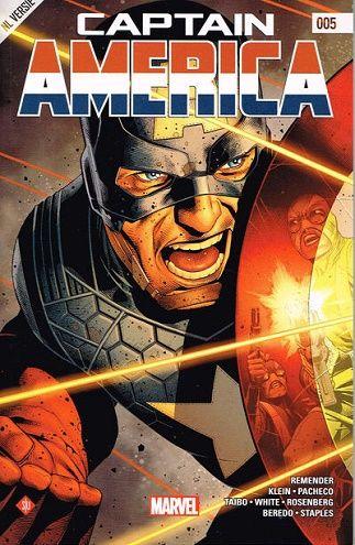 Captain America [NL] Deel 005 Conditie: Nieuw Marvel 1