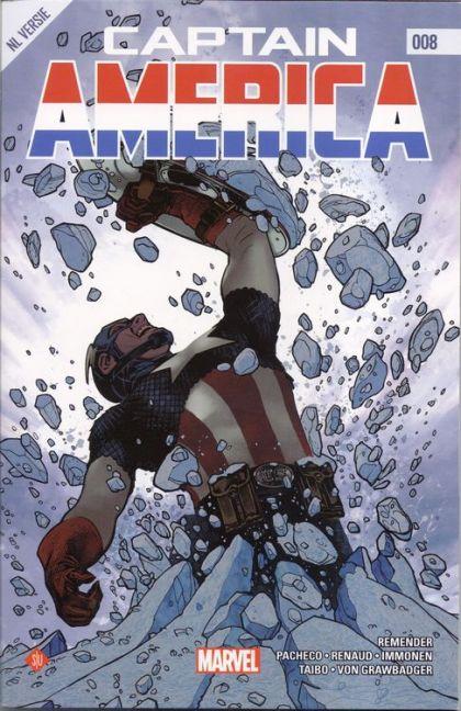 Captain America [NL] Deel 008 Conditie: Nieuw Marvel 1