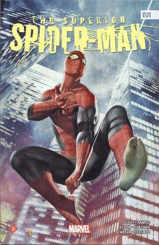The Superior Spider-Man [NL] Deel 001 Conditie: Tweedehands, als nieuw Marvel 1