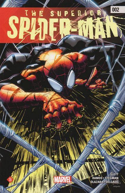 The Superior Spider-Man [NL] Deel 002 Conditie: Tweedehands, als nieuw Marvel 1