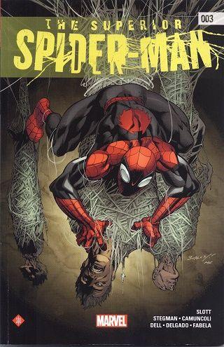 The Superior Spider-Man [NL] Deel 003 Conditie: Tweedehands, als nieuw Marvel 1