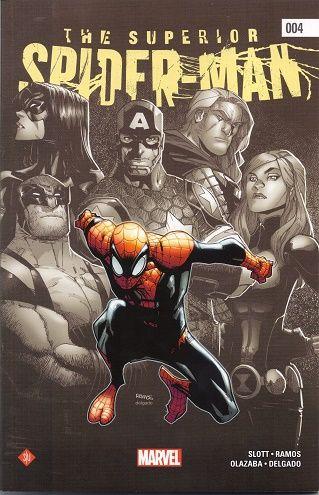 The Superior Spider-Man [NL] Deel 004 Conditie: Nieuw Marvel 1