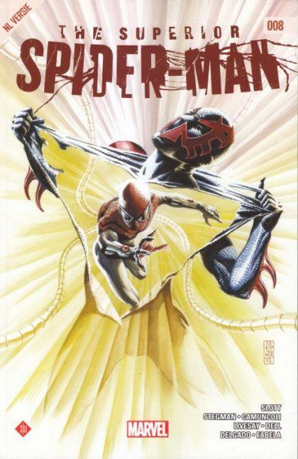 The Superior Spider-Man [NL] Deel 008 Conditie: Tweedehands, als nieuw Marvel 1