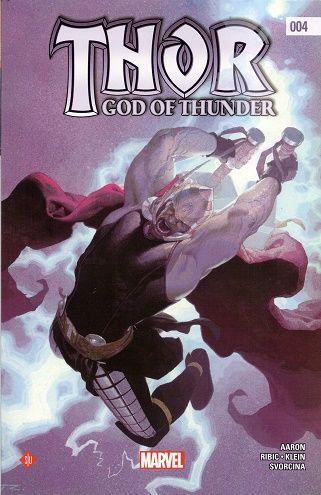 Thor [NL] Deel 004 Conditie: Nieuw Marvel 1