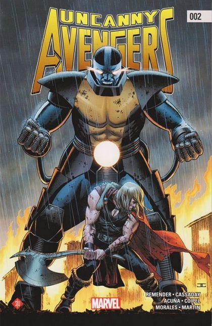 Uncanny Avengers [NL] Deel 002 Conditie: Nieuw Marvel 1